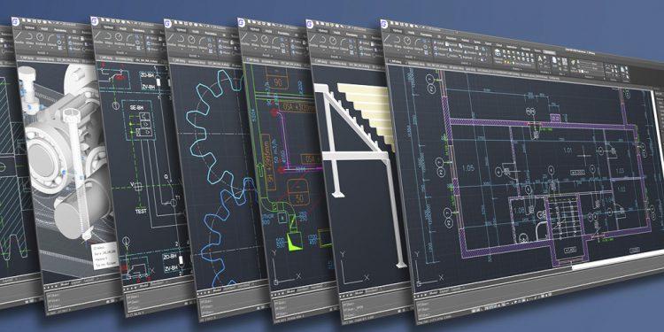 Odborné školy a program na technické kreslenie CAD