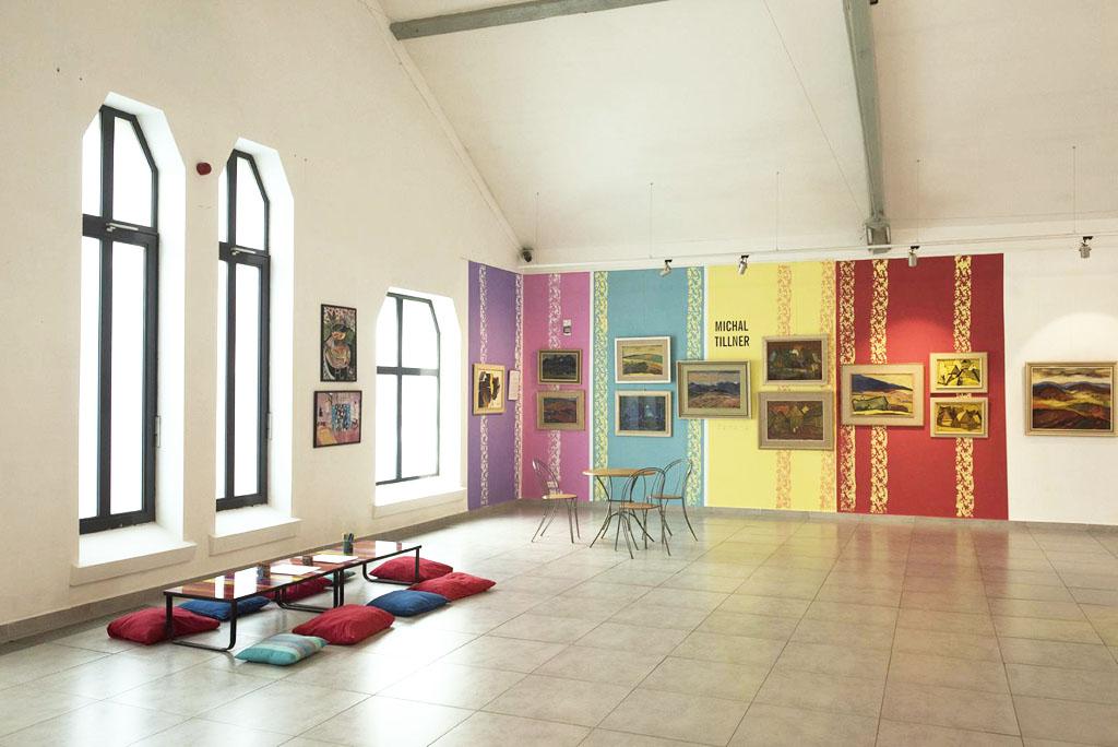 Vystava v Elektrarni TG Svet Izmov, Tatranska galéria Poprad
