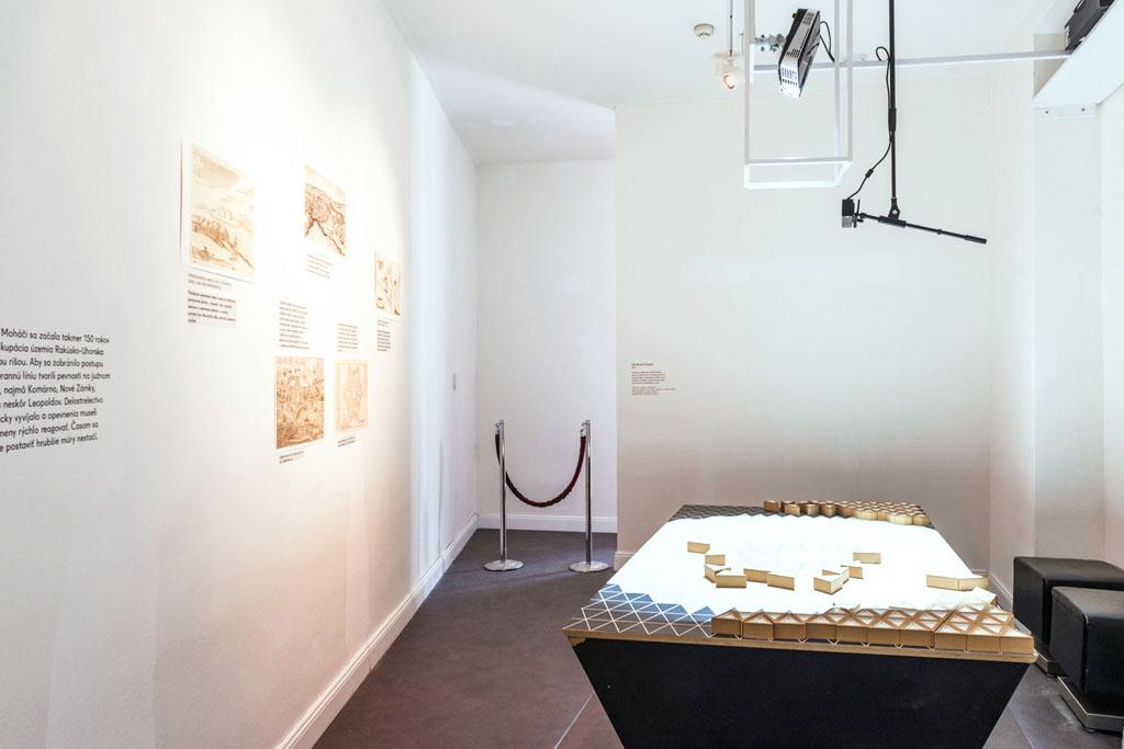 Zóna architektúry, Dotkni sa – preskúmaj – vytvor, výstava v SNG v Esterházyho paláci