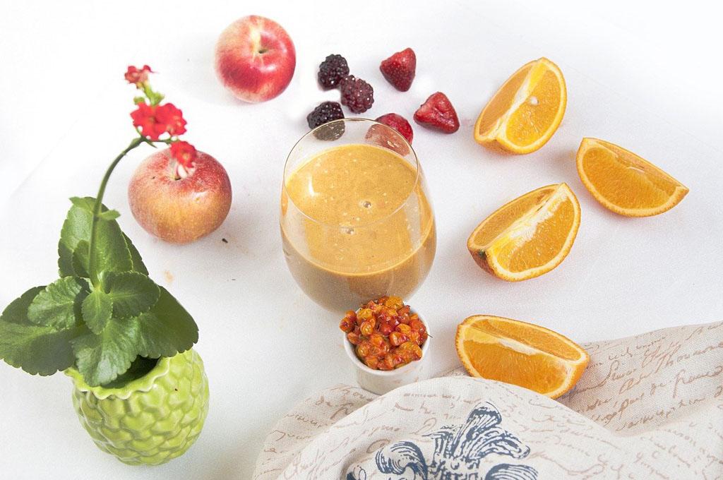 Začnite Nový rok s detoxikáciou organizmu, ovocie a zelenina, živiny, vitamíny