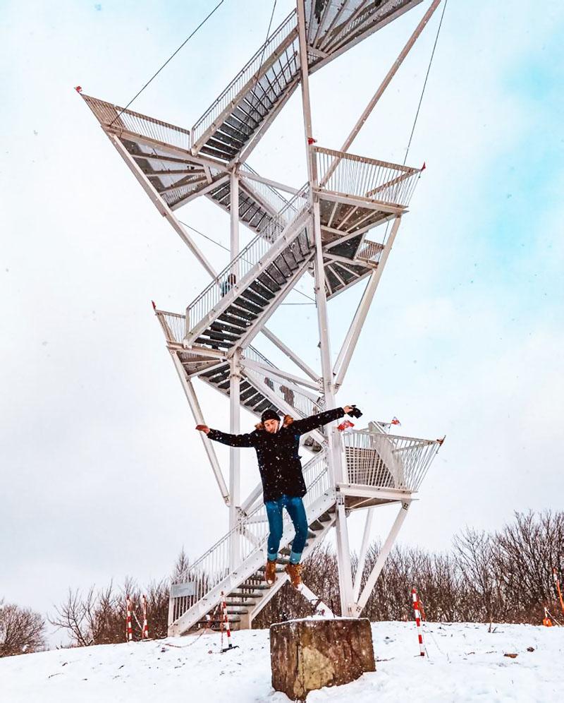 Devínska Kobyla – tradičná prechádzka Bratislavčanov za zimnou idylou