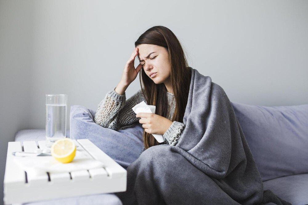 Halierová dezinfekcia soľou, Zmiernenie príznakov chrípky a nachladnutia babskými receptami