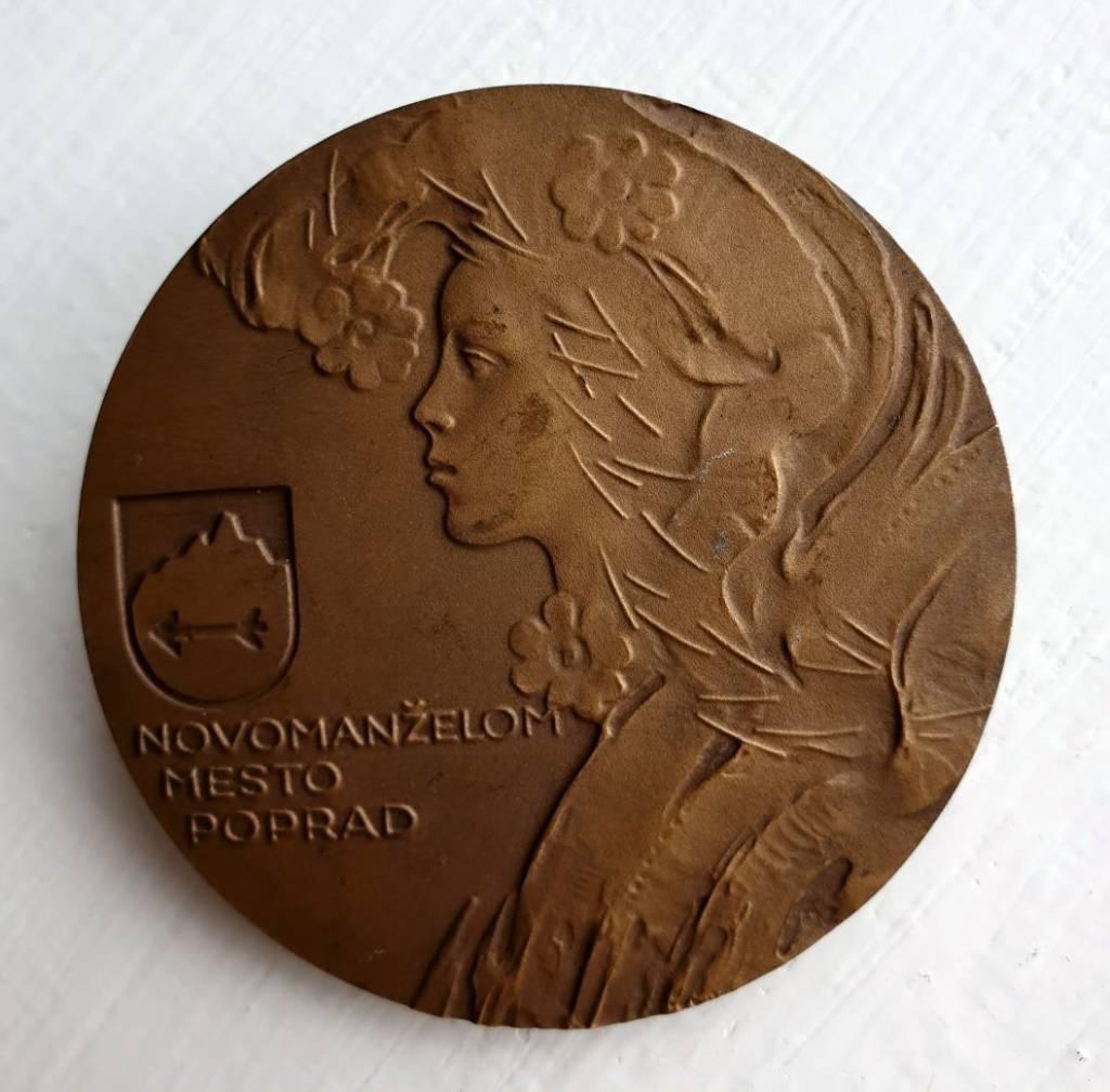 Medaila Novomanželom mesto Poprad, Národný týždeň manželstva