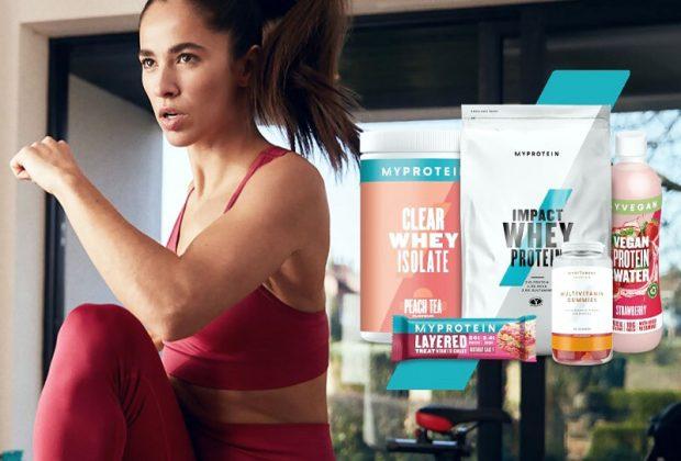 Myprotein eshop, Myprotein – športová výživa, doplnky, oblečenie a fitness produkty