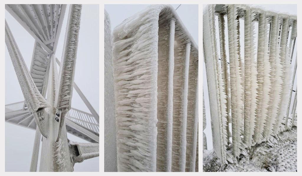 Zamrznuta Devínska Kobyla