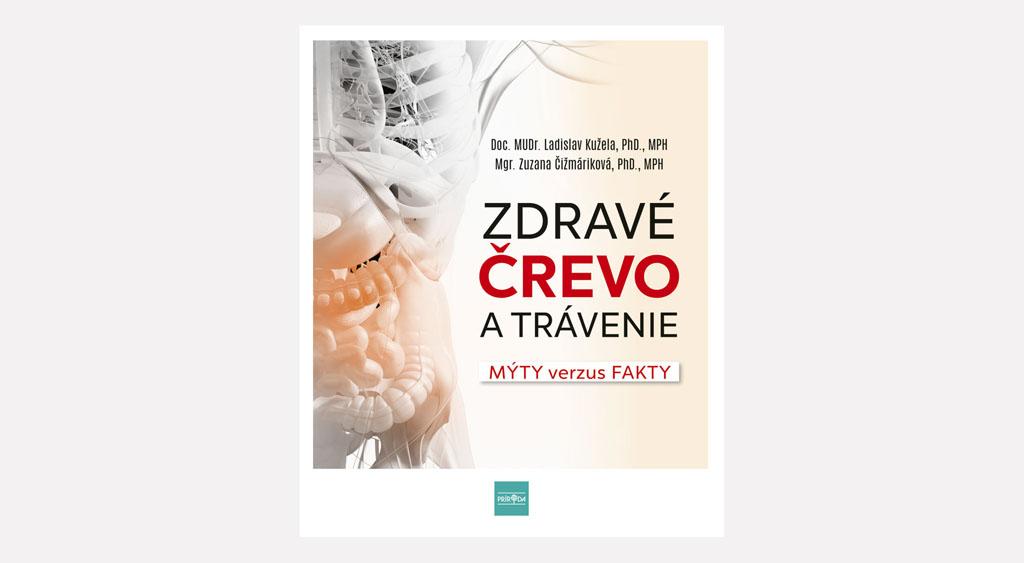 Zdrave crevo a travenie, kniha
