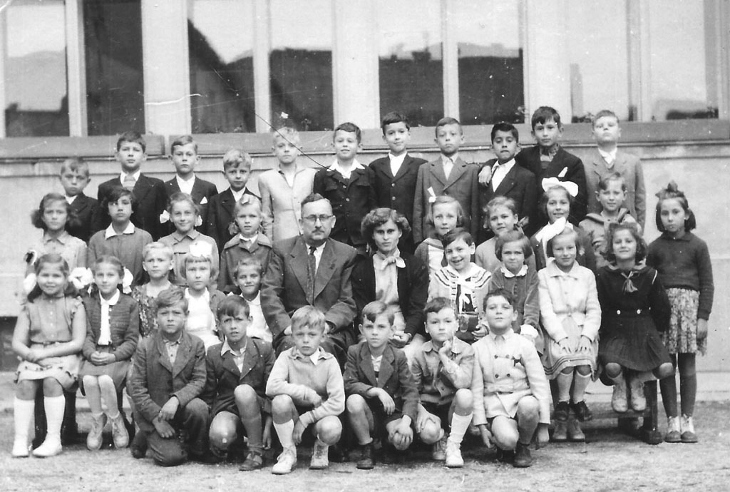 Žiaci židovskej školy