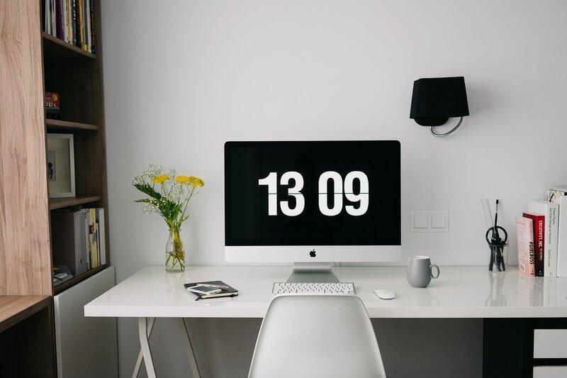 zdravie a práca z domu, pohybove aktivity pri home office
