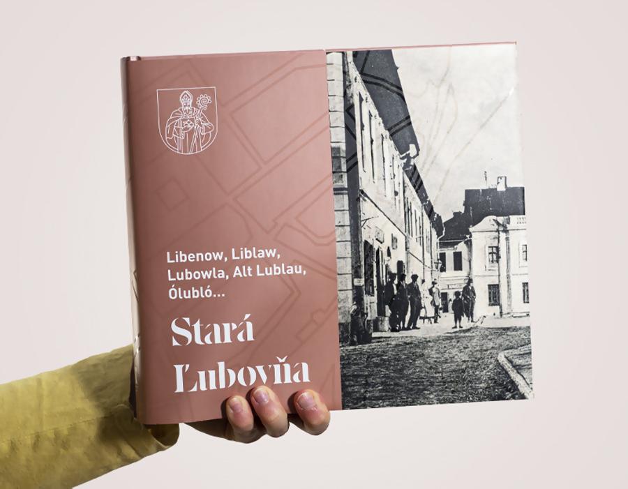 Histŕia miest Stará Ľubovňa