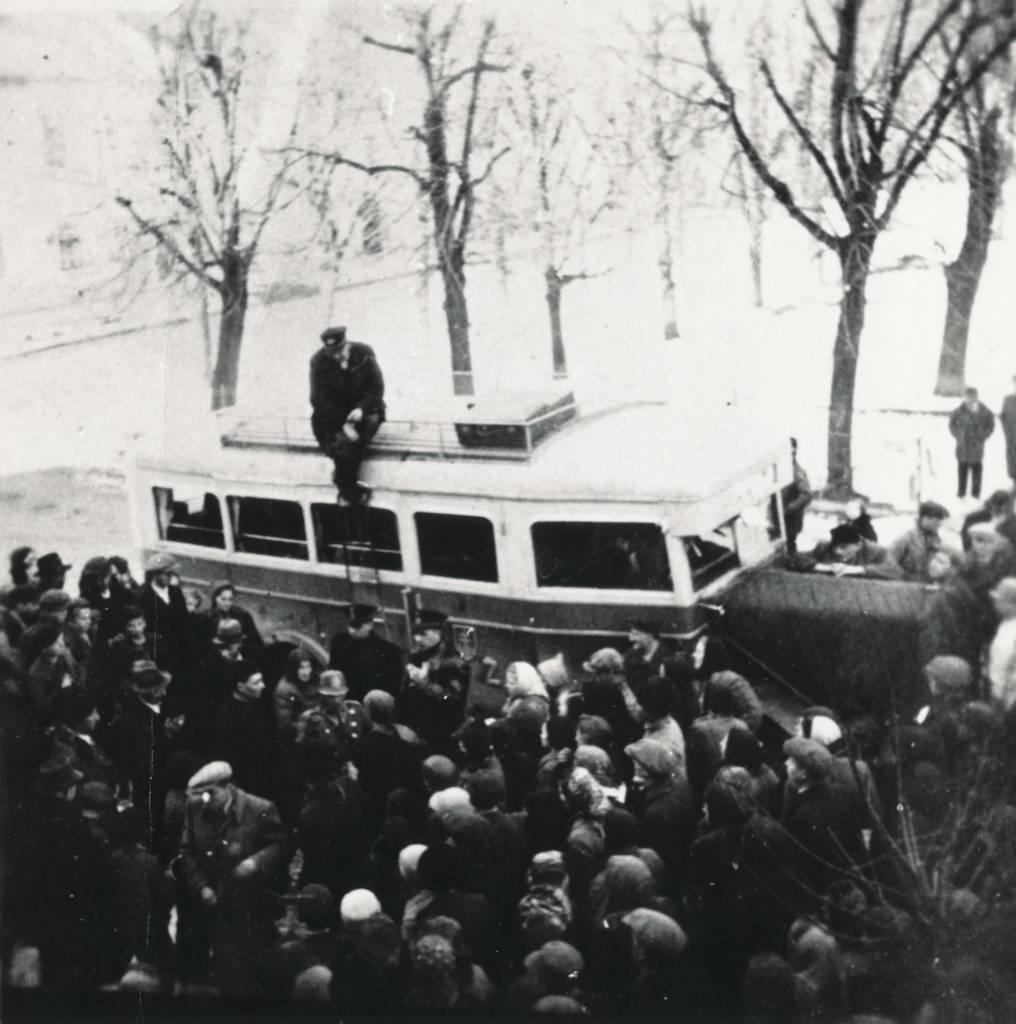 Stolpersteine Deportácie Židov