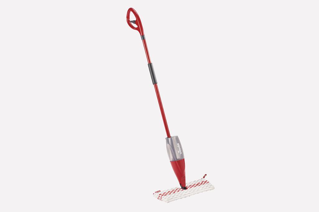Plochý mop 1 2 Spray Max, Dnes je tu mop – ten pravý pre vašu podlahu
