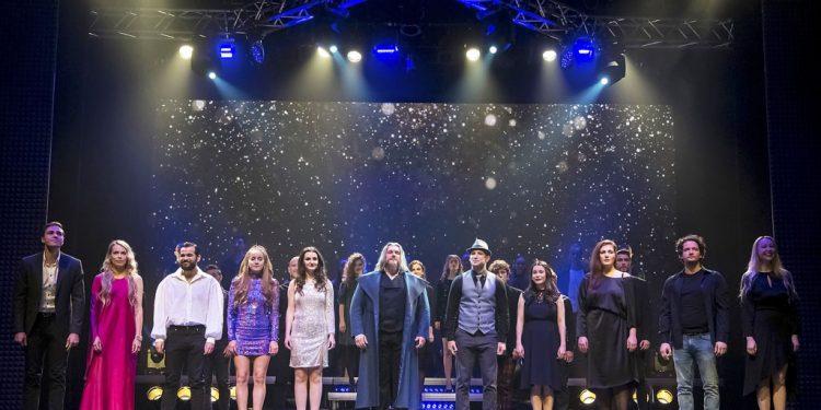 S LÁSKOU SA TO DÁ online koncert najkrajších muzikálových melódií z repertoáru Divadla Nová scéna