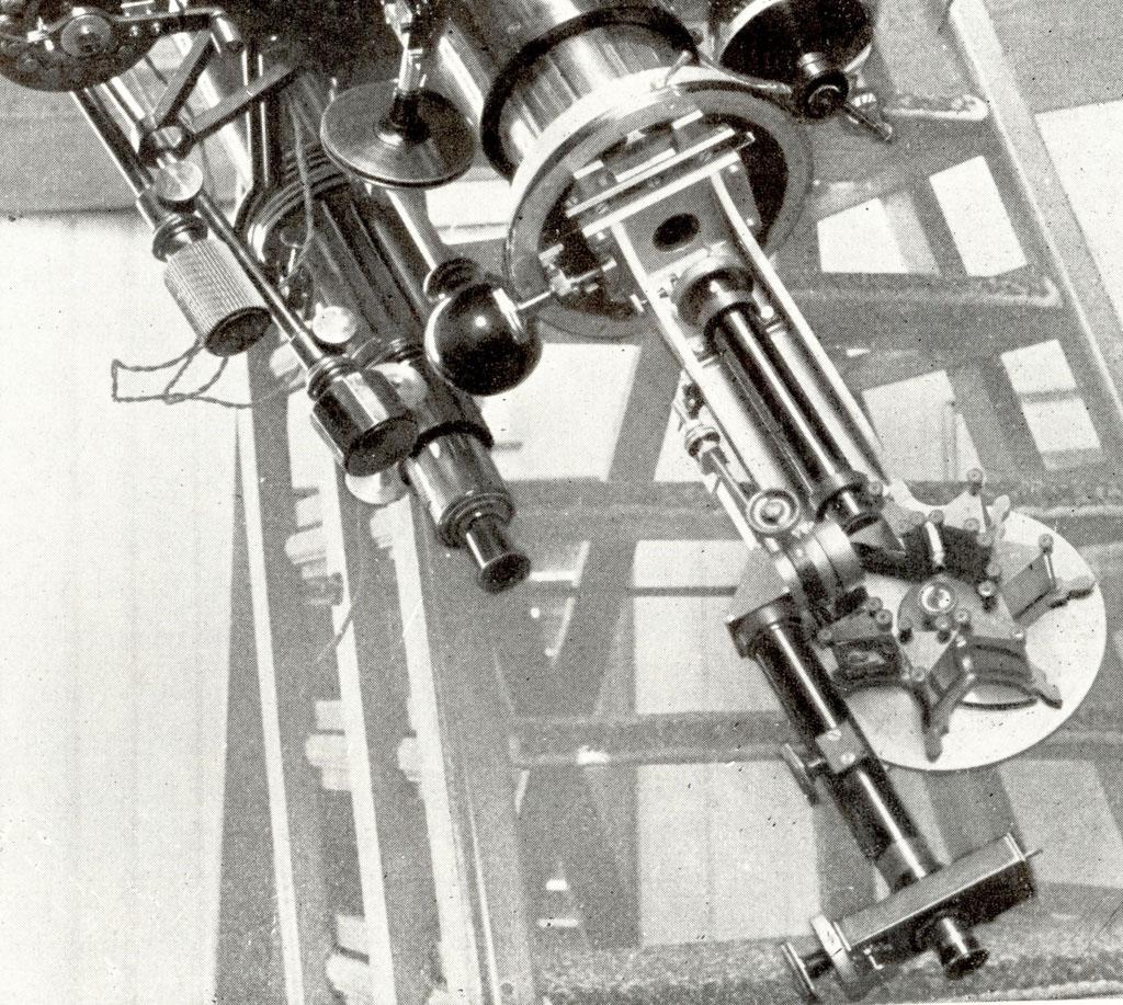 Spektroskop, Hvezdáreň v Hurbanove
