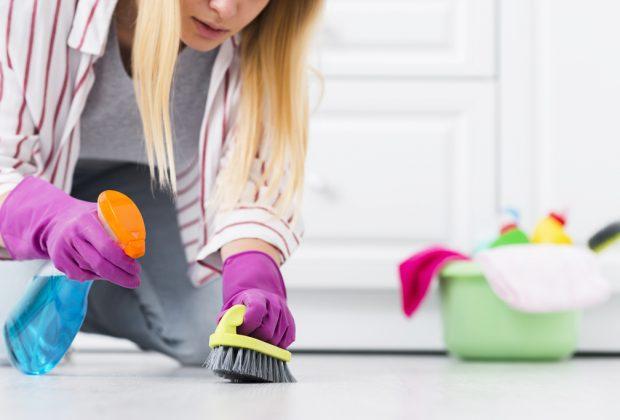 Už staré mamy vravievali, že dobrá metla dobre metie... Dnes je tu mop – ten pravý pre vašu podlahu, Vileda mop