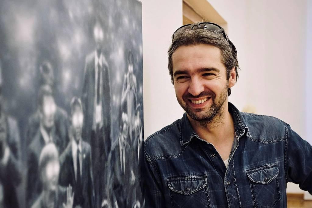 Michal Černušák umelec CORPO-RATIO