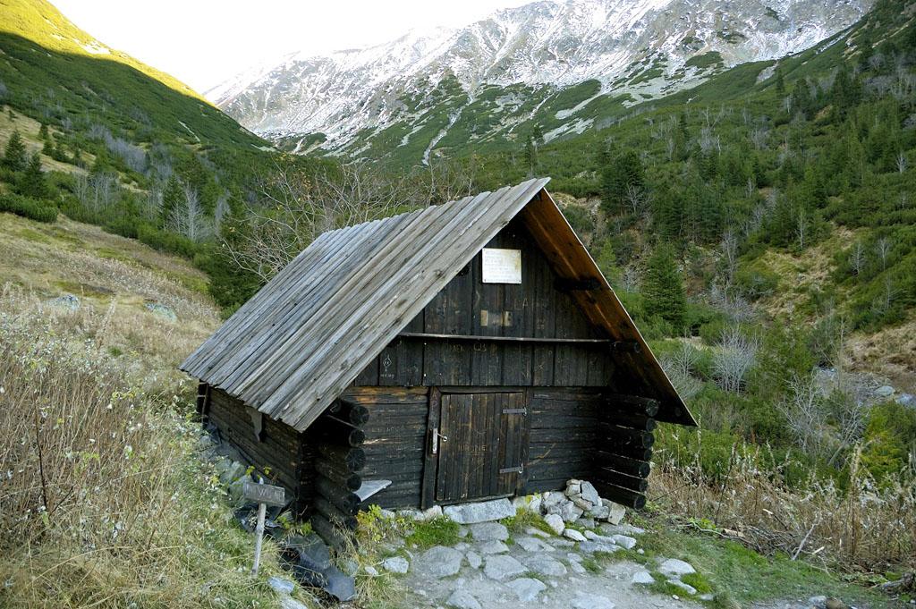 Račkova dolina, Západné Tatry, Roháče, koliba pod Klinom, potulky po Slovensku, turistika, výlet