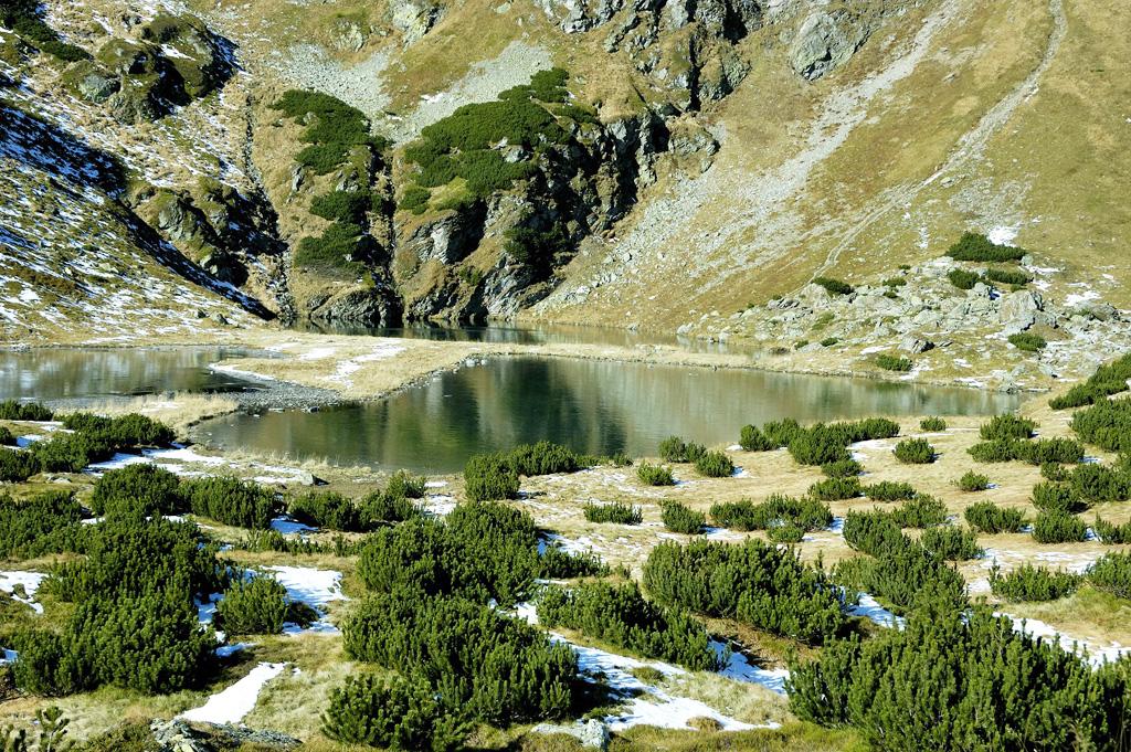 Račkova dolina, Západné Tatry, Roháče, Račkove plesá