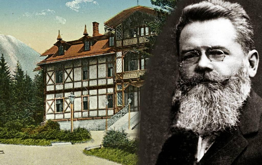 Gedeon Majunke, architekt Tatier