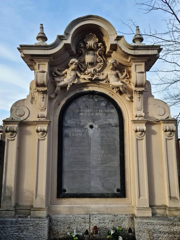 cintorín Spišská Sobota, Gedeon Majunke