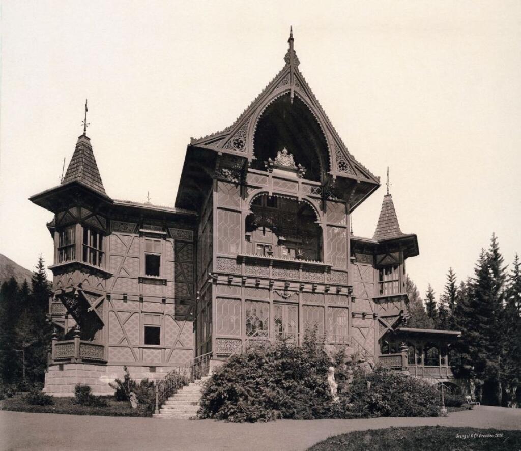 Gedeon Majenke architekt Tatier