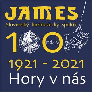 James100 Hory v nas
