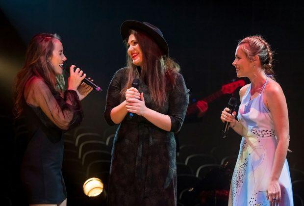 Monika Drgáňová, Malá nočná hudba online, Nová scéna v Bratislave