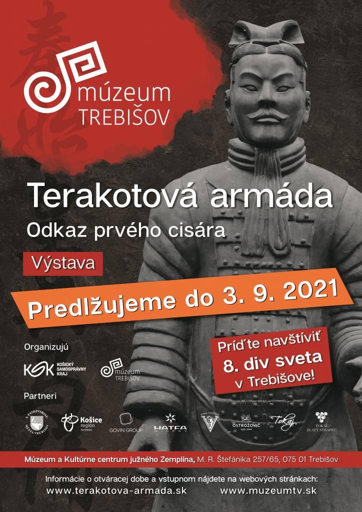 Terakotová armáda , Múzeum Trebišov
