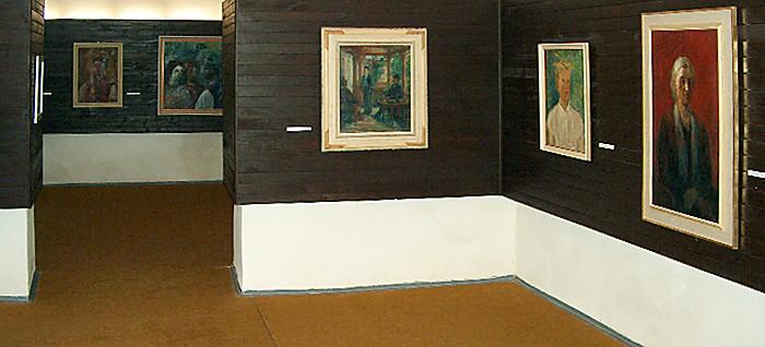 Dezider Milly, Stála expozícia Múzea ukrajinskej kultúry