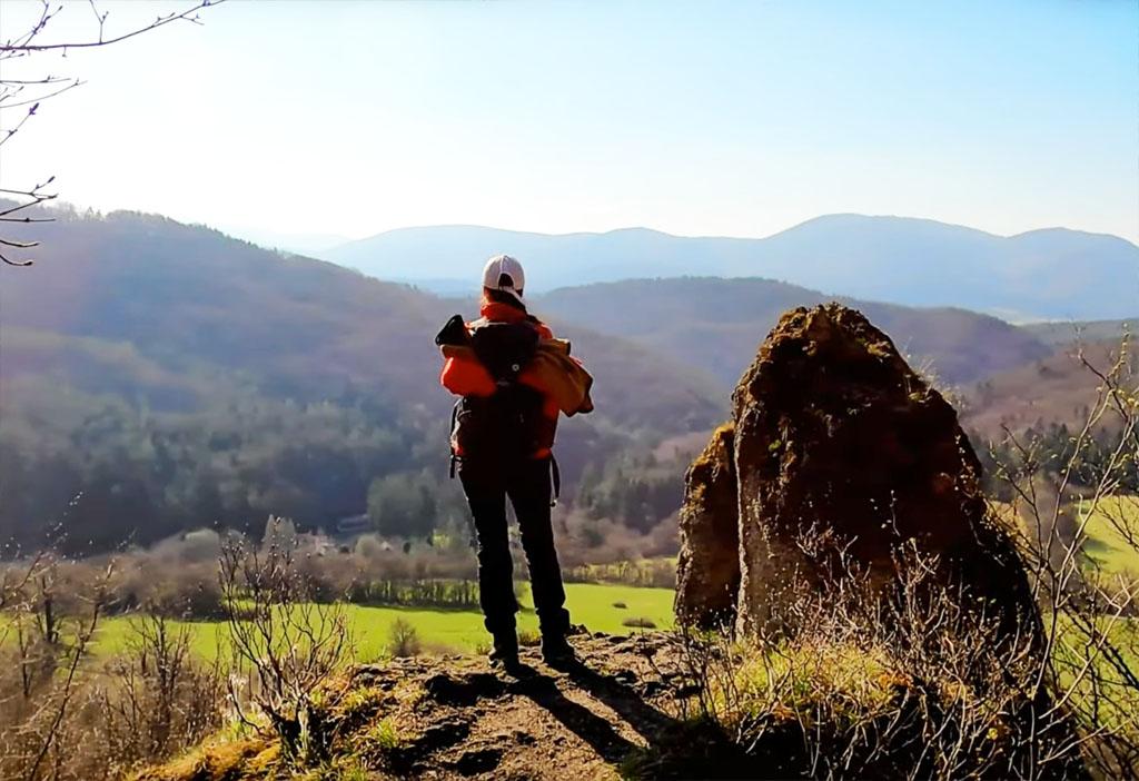 Národná prírodná rezervácia Podskalský Roháč a Temné jaskyne - námet na dobrodružstvo, vylet, turistika