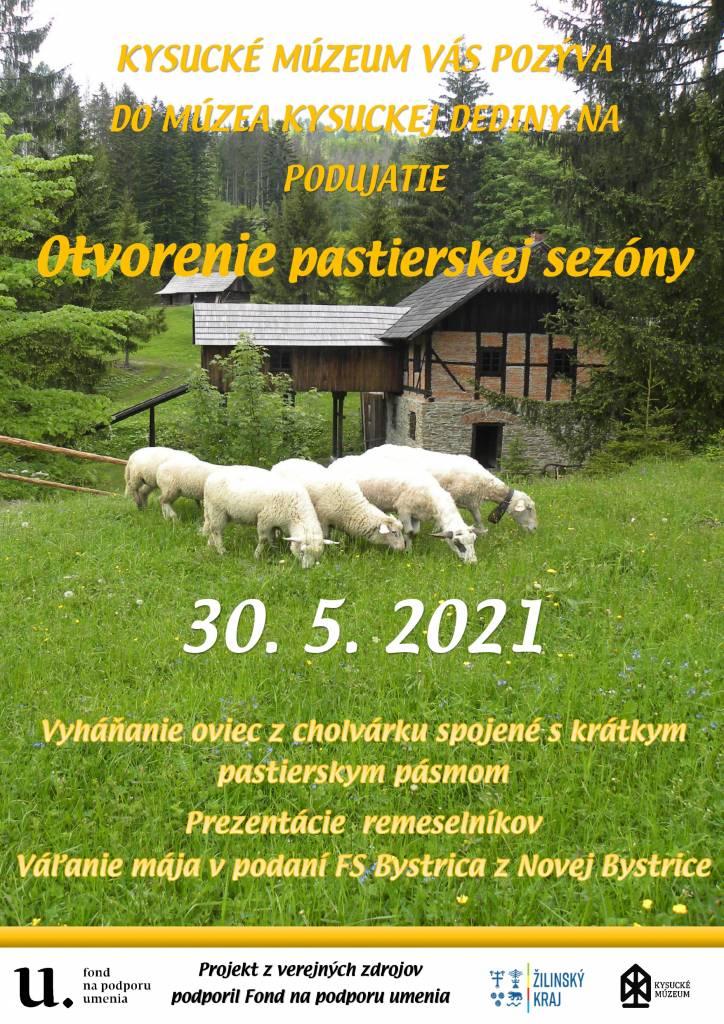 Otvorenie Pastierskej Sezóny