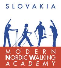 Slovakia Nordic Walking Academy logo