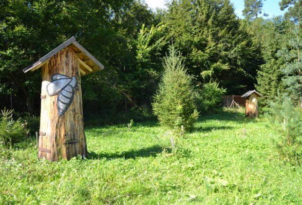 Na hranici národného parku sa usadili Včely raja. Budú zabávať, vzdelávať i liečiť aj vás