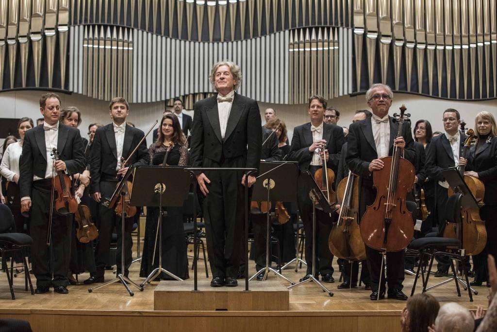 Slovenská filharmónia pod taktovkou Jamesa Judda