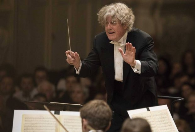 Slovenská filharmónia James Judd, koncert