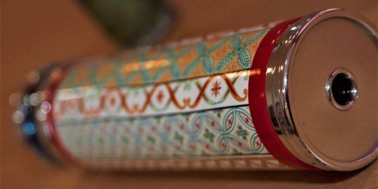 Kaleidoskop - vedecká hračka, výstava v Kysuckom múzeu