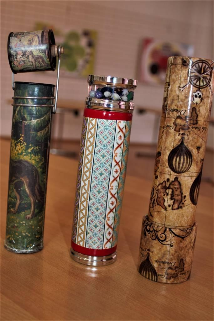 Kaleidoskop-Vedecká hračka, Kysucké múzeum