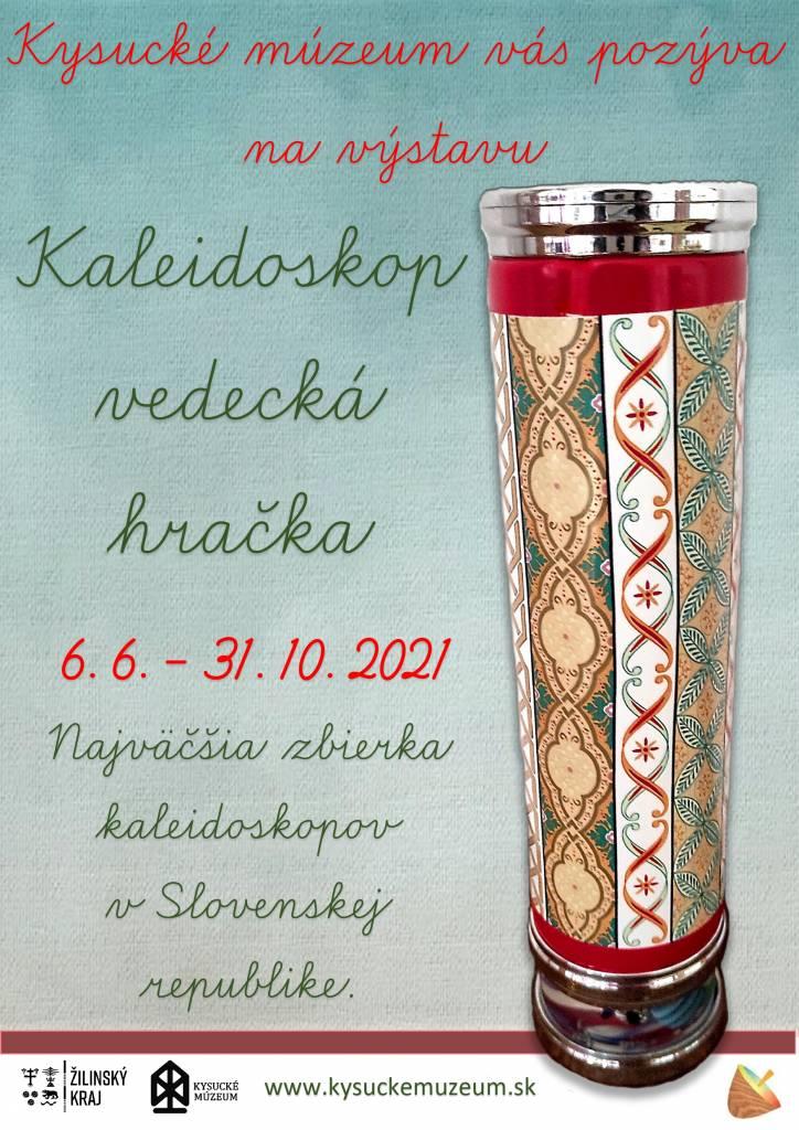 Kaleidoskop - Vedecká hračka výstava v Kysuckom múzeu
