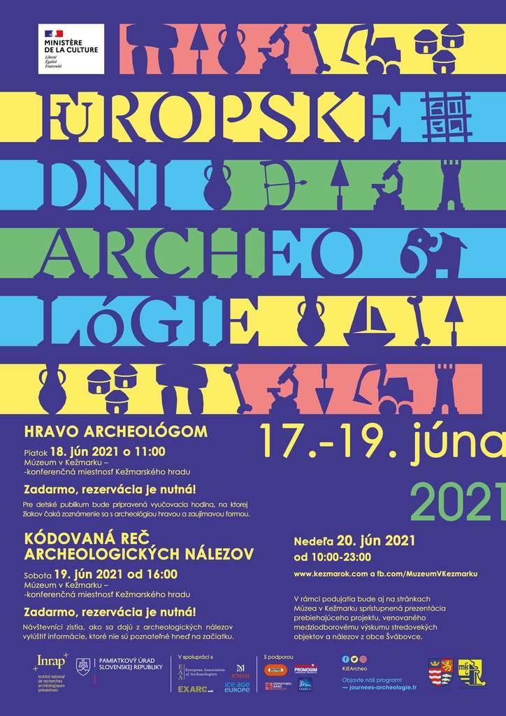 Európske Dni archeológie