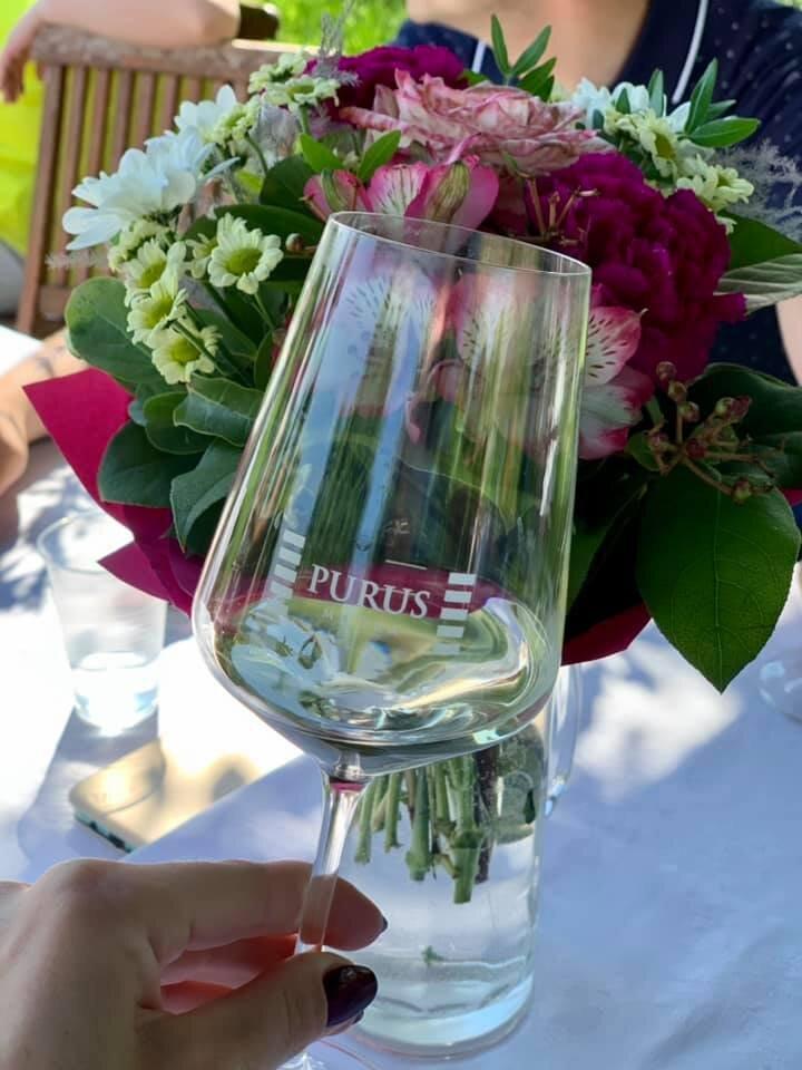 Víno PURUS Modra