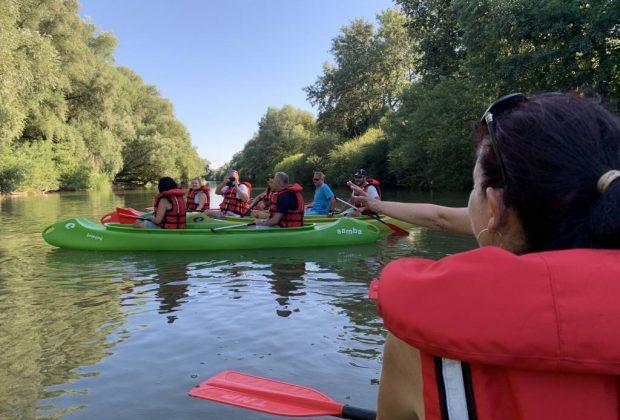 Vodné splavy na rieke Ondava prinesú nové vodácke dobrodružstvá. Neviete sa dočkať? Turistika