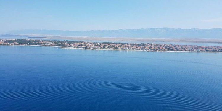 Cesta na Jadran. Ostrov Vir