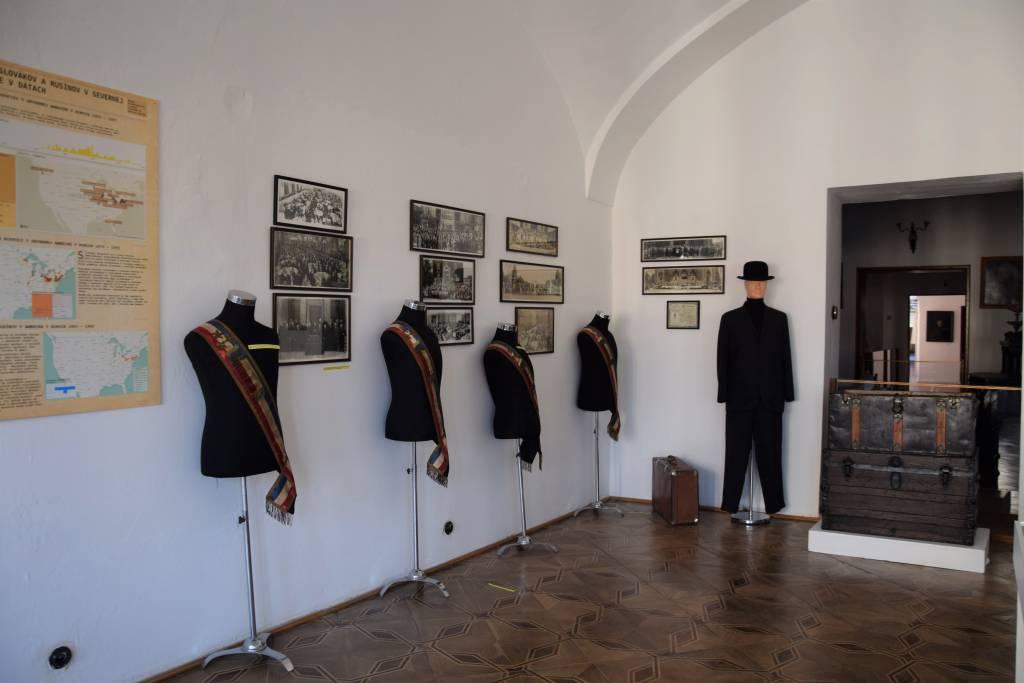 Krajské múzeum Prešov, epozícia vysťahovalectva, kultúra, história, informácie o Slovensku,