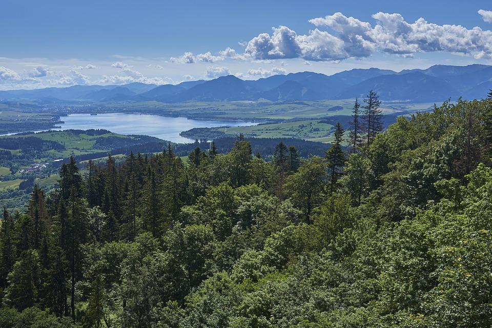 Vodné plochy Liptovská Mara, Slovensko, Lexikon, dovolenka na Slovensku