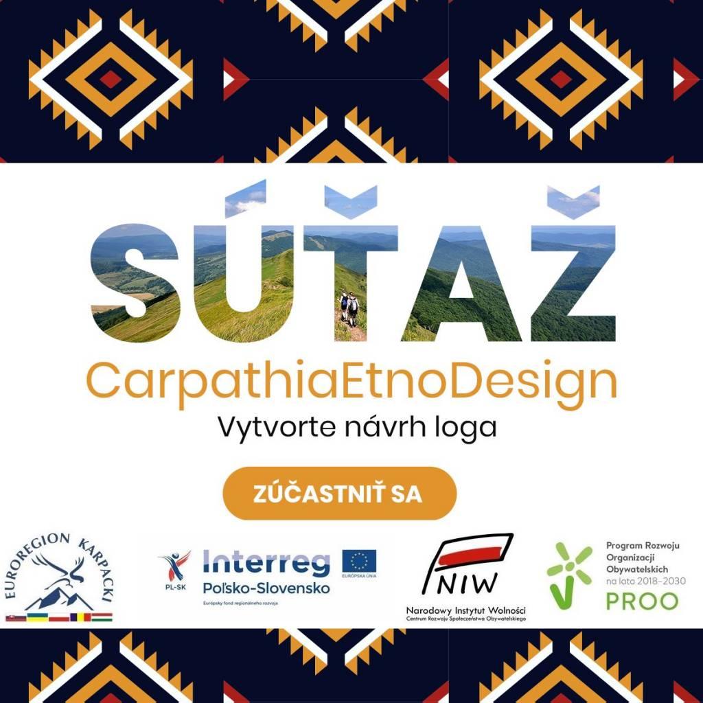 súťaž, kreatíva, logo, CarpathiaEtnoDeisgn