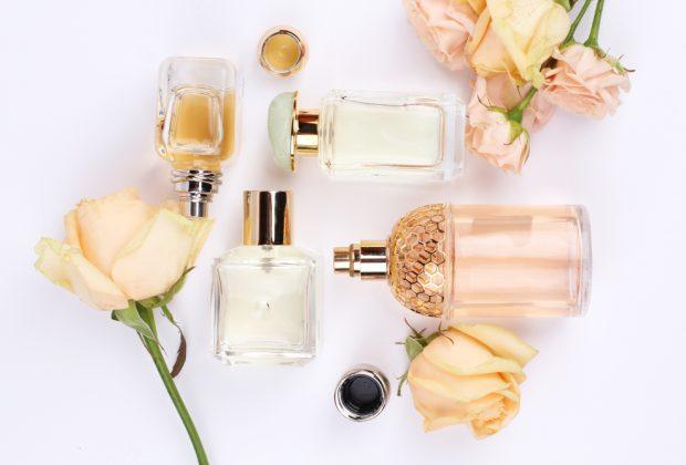 letné parfémy