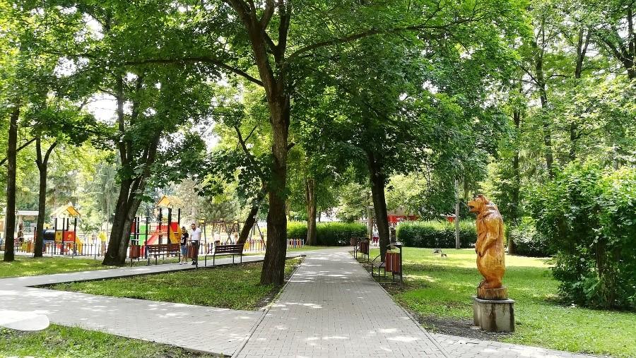 Rimavská Sobota Rozprávkový park plný detí..., kultúra, Gemer, lexikon, tradície