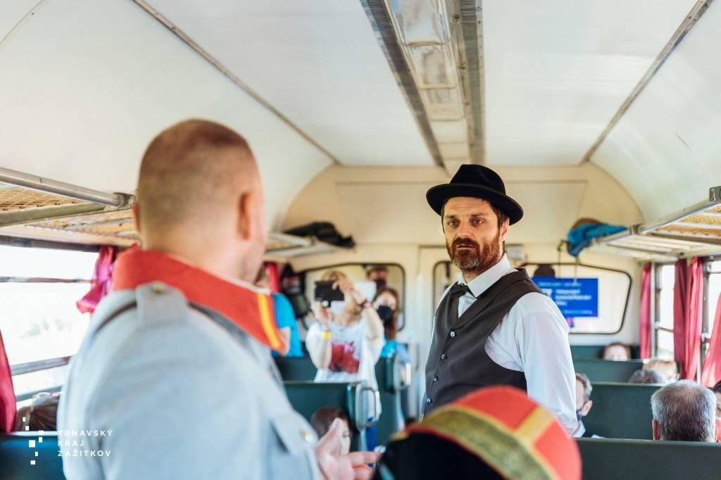 Vlak Štefánik, príbeh z histórie