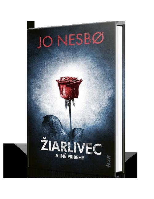 Jo Nesbo: Žiarlivec, nový titul , lexikon, médiá