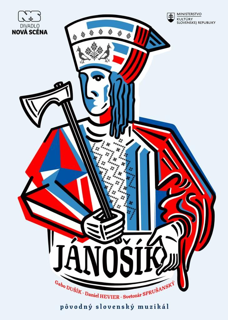 Jánošík, Nová scéna