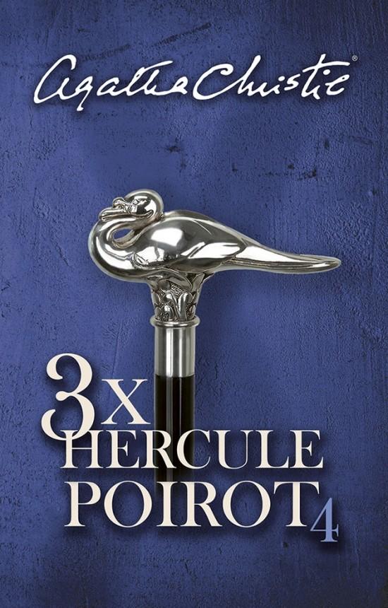 3x Hercule Poirot, knihy, lexikon, kultúra, životný štýl